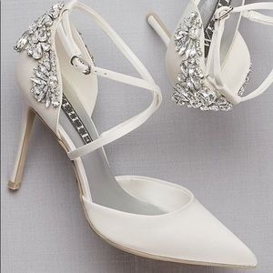 Women Vera Wang Wedding Shoes On Poshmark